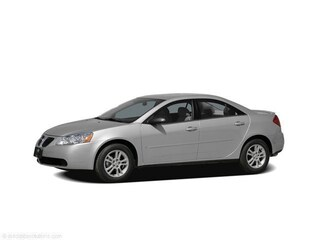 2006 Pontiac G6 Base 6 Cyl. Sedan