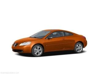 2006 Pontiac G6 GT Coupe