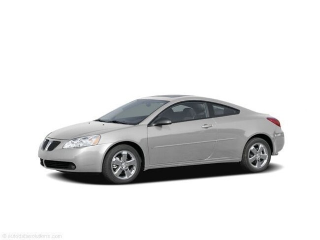 Used 2006 Pontiac G6 GTP Coupe for sale at your Charlottesville VA used Ford authority