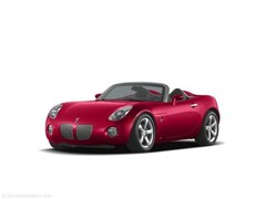 Bargain Used 2006 Pontiac Solstice Convertible under $10,000 for Sale in Puyallup, WA