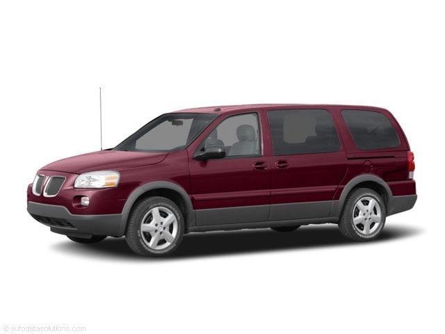 2006 Pontiac Montana SV6 Base Minivan/Van