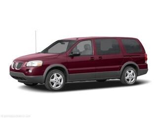 2006 Pontiac Montana SV6 Mini-Van