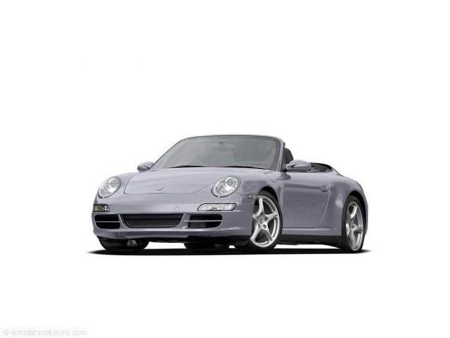 2006 Porsche 911 Carrera S 2dr Cabriolet