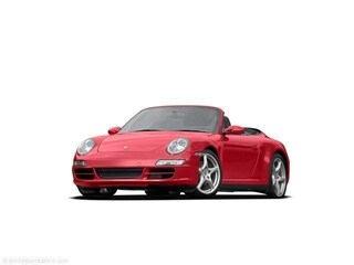 Certified Pre-Owned 2006 Porsche 911 Carrera 4 Red Convertible for sale in Houston, TX