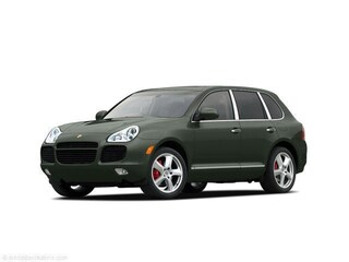 Pre-Owned 2006 Porsche Cayenne Turbo S SUV near Boston