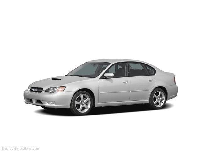 2006 Subaru Legacy 2.5i Special Edition Car