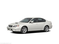 2006 Subaru Legacy 2.5 GT Limited w/Taupe Interior Sedan
