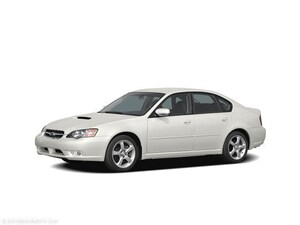 2006 Subaru Legacy 2.5 GT Limited w/Taupe Interior