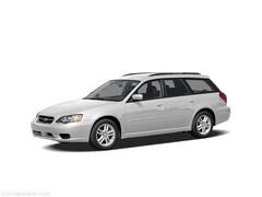 2006 Subaru Legacy Wagon 2.5i Ltd Wagon