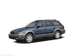 2006 Subaru Outback 2.5 i All-wheel Drive Station Wagon