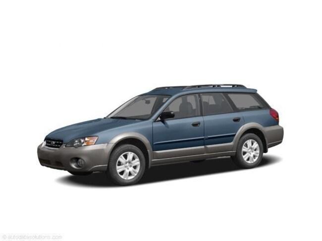 2006 Subaru Outback 2.5 i All-wheel Drive Station Wagon