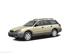 Used 2006 Subaru Outback 2.5i Wagon 4S4BP61C667360692 for Sale in McHenry IL
