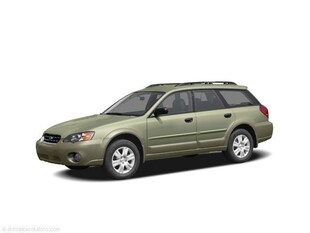 2006 Subaru Outback i Wagon 4S4BP61C367354560