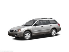 2006 Subaru Outback 2.5 XT Limited w/Charcoal Interior/Navi Wagon