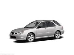 2006 Subaru Impreza 2.5 i Wagon