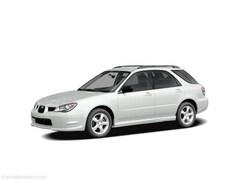 Used 2006 Subaru Impreza 2.5 i Wagon Bennington VT