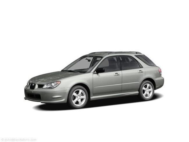 Used 2006 Subaru Impreza 2.5 i Wagon Medford, OR