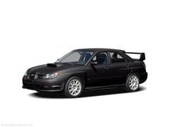 2006 Subaru Impreza WRX STi Base Sedan