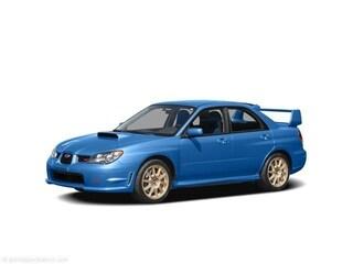 2006 Subaru Impreza WRX STi WRX STi Sedan