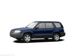2006 Subaru Forester 2.5 X Sport Utility for sale at Lynnes Subaru in Bloomfield, NJ