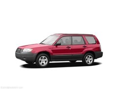 Used 2006 Subaru Forester 2.5X SUV JF1SG63696H756790 in Grand Forks