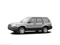 Used 2006 Subaru Forester 2.5 X 2.5 X Auto Acton Massachusetts