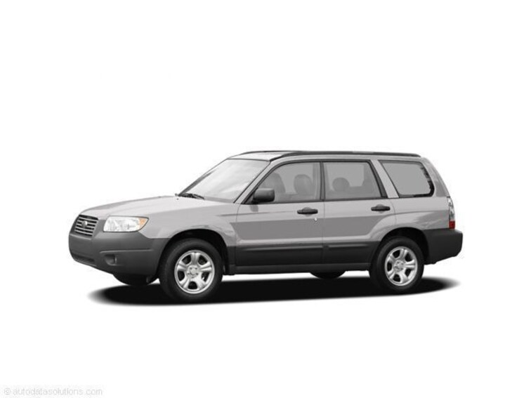 Used 2006 Subaru Forester 2.5X SUV in Greensburg