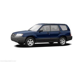 Used 2006 Subaru Forester 2.5X SUV JF1SG65606H759977 for sale in Alexandria, VA