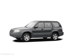 Used 2006 Subaru Forester 2.5 X w/Premium Package SUV 9156A near Myrtle Beach