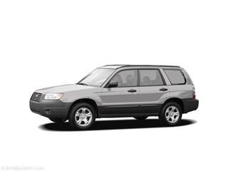 2006 Subaru Forester 2.5X SUV