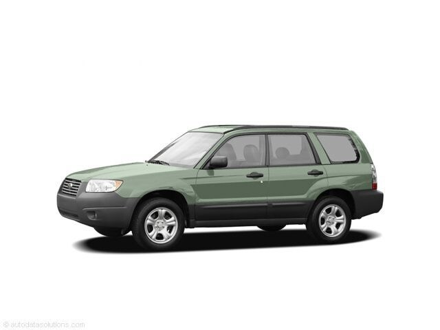 2006 Subaru Forester 2.5 X L.L. Bean Edition