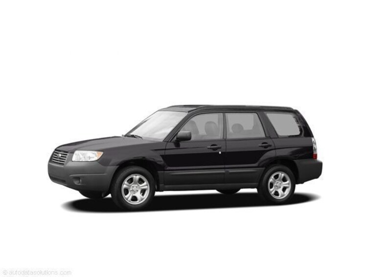 Used 2006 Subaru Forester 2.5 XT Limited SUV for sale in Moorhead, MN at Muscatell Subaru