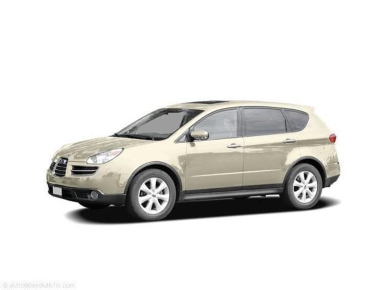 used 2006 Subaru B9 Tribeca 5-Pass Ltd 5-Pass Ltd w/Navi Beige Int in Bristol WI