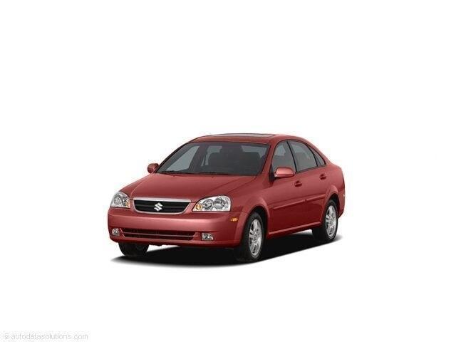 2006 Suzuki Forenza Sedan