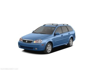 Bargain used vehicles 2006 Suzuki Forenza Wagon for sale near you in Columbus, OH