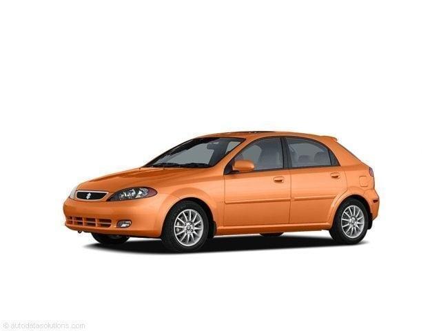 2006 Suzuki Reno Base Hatchback