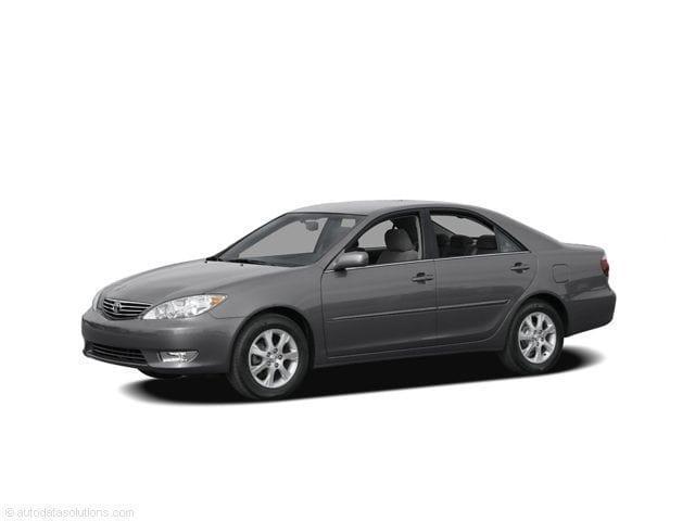 2006 Toyota Camry Sedan