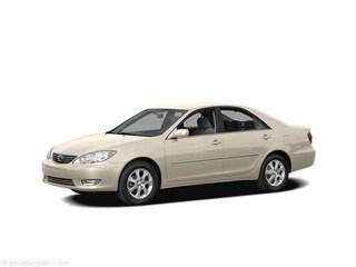 2006 Toyota Camry LE V6 Sedan