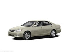 2006 Toyota Camry XLE w/Moonroof Sedan