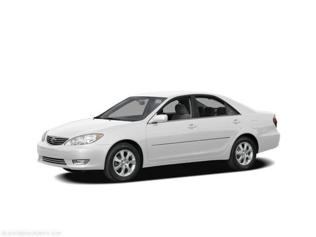 2006 Toyota Camry XLE Sedan V6 SMPI DOHC 3L 5-Speed Automatic with Overdrive P15470B Fairfax