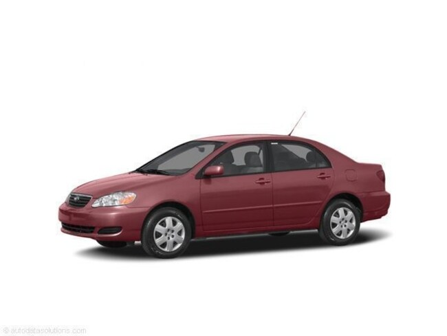 2006 Toyota Corolla Sedan for sale in Brookfield