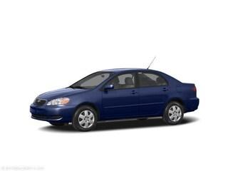 2006 Toyota Corolla CE (Inspected Wholesale) Sedan