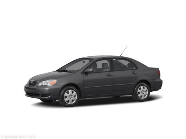 Used 2006 Toyota Corolla LE For Sale 6d75207cf65