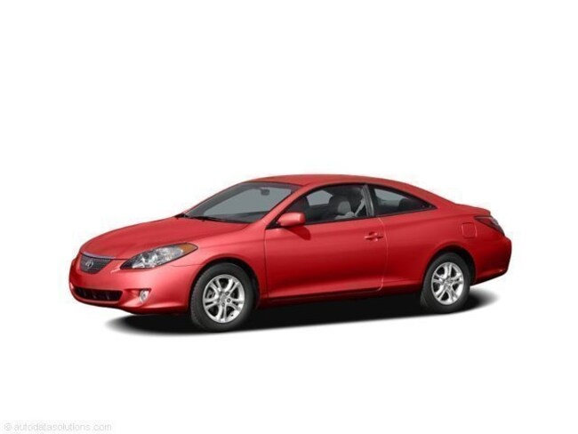2006 Toyota Camry Solara CP Coupe