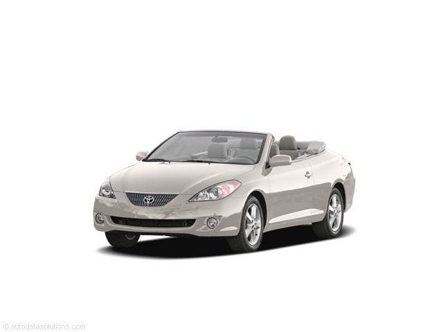 2006 Toyota Camry Solara Convertible