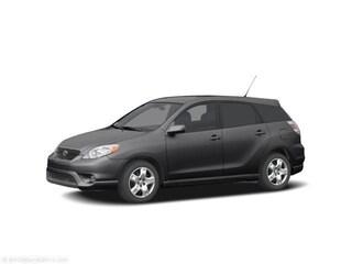 Bargain Used 2006 Toyota Matrix XR Hatchback for Sale under $10,000  in San Francisco