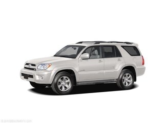 2006 Toyota 4Runner 4dr Limited V8 Auto 4WD Sport Utility
