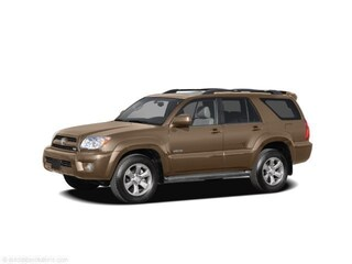 2006 Toyota 4Runner Limited Limited  SUV w/V8