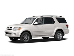 Used 2006 Toyota Sequoia Limited SUV in Cary, NC near Raleigh