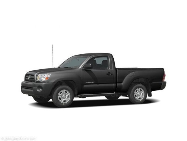 Used 2006 Toyota Tacoma Regular Cab in Amarillo